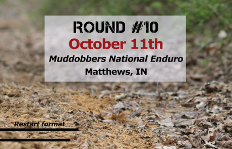 Urgent Update Regarding Pre-Entry for ACES Round 10 / Muddobbers National Enduro